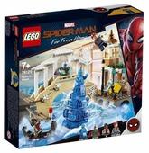 Конструктор LEGO Marvel Super Heroes 76129 Нападение Гидромена