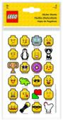 LEGO Набор стикеров Iconic 4 листа (51163L)