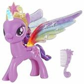 Фигурка Hasbro My Little Pony Искорка с радужными крыльями E2928