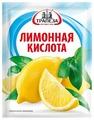 Трапеза Лимонная кислота