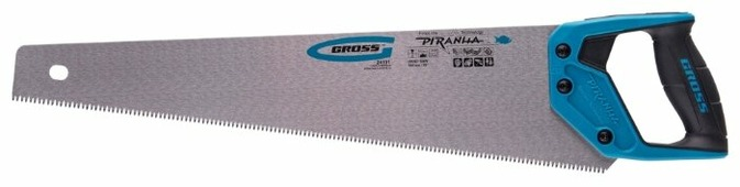 Ножовка по дереву Gross Piranha 24101 500 мм
