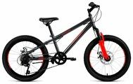 Подростковый горный (MTB) велосипед ALTAIR MTB HT 20 2.0 Disc (2019)
