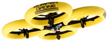 Квадрокоптер Silverlit Bumper Drone HD