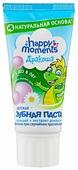 Зубная паста Happy Moments Дракоша со вкусом жвачки от 1 года