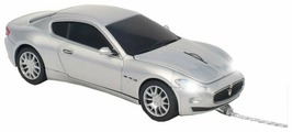 Мышь Click Car Mouse Maserati Granturismo Wired Silver USB