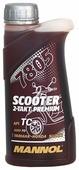 Моторное масло Mannol 7805 Scooter 2-Takt Premium 0.5 л