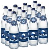 Вода питьевая TASSAY газированная, стекло