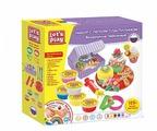 Пластилин Let's Play Воздушные пирожные (36474)
