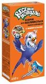 Зоомир корм Веселый Попугай с минералами для волнистых попугаев