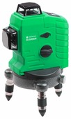 Лазерный уровень INSTRUMAX 3D Green