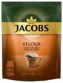 Кофе растворимый Jacobs Velour с пенкой, пакет