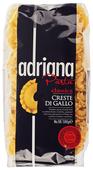 ADRIANA Макароны Pasta Classica Creste di Gallo 58, 500 г
