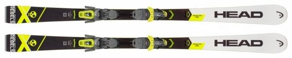 Горные лыжи HEAD WC Rebels i.SLR с креплениями PR 11 GW (18/19)