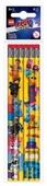 LEGO набор чернографитных карандашей Movie 2 (52300)