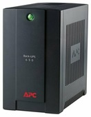 Интерактивный ИБП APC by Schneider Electric Back-UPS BX650CI