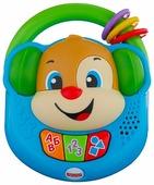 Интерактивная развивающая игрушка Fisher-Price Смейся и учись. Музыкальный плеер Ученого Щенка (FTN20)