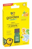Пластырь Gardex Baby на одежду природная защита от комаров для детей
