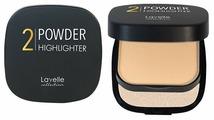 Lavelle Collection Пудра+хайлайтер Powder Highlighter тон 02