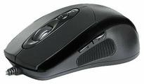 Мышь REAL-EL RM-290 Black USB