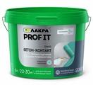 Грунтовка Лакра PROF IT бетон-контакт (6 кг)