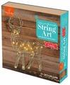 Fox-in-Box Набор для творчества Стринг Арт для детей Олень (FB606307)