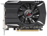 Видеокарта ASRock Radeon RX 560 1176MHz PCI-E 3.0 4096MB 7000MHz 128 bit DVI HDMI HDCP Phantom Gaming