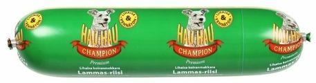 Корм для собак Hau-Hau Champion Колбаса с бараниной и рисом
