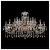 Bohemia Ivele Crystal 1703/24/360/C/GW
