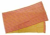 Мочалка Kokubo Мочалка массажная для тела с акриловыми волокнами Женская