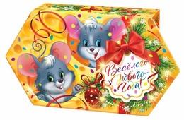 Подарочный набор ПоДари Сырная конфета 200 г