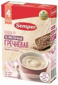 Каша Semper безмолочная гречневая (с 4 месяцев) 180 г