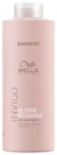 Шампунь Wella Professionals Invigo Blonde Recharge для холодных светлых оттенков