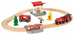 """Brio Стартовый набор """"Пожарная станция"""", 33815"""