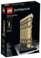 Конструктор LEGO Architecture 21023 Дом-утюг