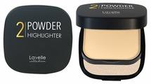 Lavelle Collection Пудра+хайлайтер Powder Highlighter тон 01