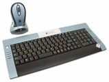 Клавиатура и мышь Defender S Accord WRS-4825 Black-Blue USB