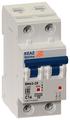 Автоматический выключатель КЭАЗ OptiDin BM63 2P (C) 6kA