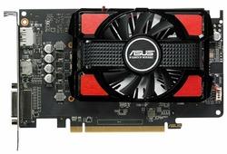 Видеокарта ASUS Radeon RX 550 1183Mhz PCI-E 3.0 2048Mb 7000Mhz 128 bit DVI HDMI HDCP