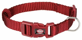 Ошейник для собак TRIXIE Premium Collar XS-S 10 мм 22-35 см карамель (201414)