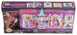 Игровой набор Pony Royal Карусель и пони принцесса Радуга 35033292