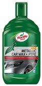 Воск для автомобиля TURTLE WAX полироль Металлик с полимером ПТФЭ