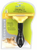 Грумер для шерсти FURminator Long Hair Large Dog / 101008