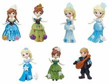 Кукла Hasbro Холодное сердце Маленькое королевство, 8 см, C1096