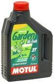 Масло для садовой техники Motul Garden 2T Hi-Tech 2 л