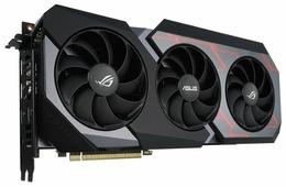 Видеокарта ASUS ROG GeForce RTX 2080 Ti 1350MHz PCI-E 3.0 11264MB 14800MHz 352 bit 2xDisplayPort 2xHDMI HDCP Strix Matrix