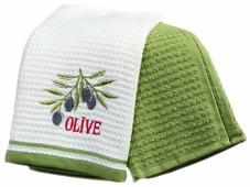 Arya Набор полотенец Olive Масло