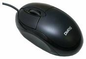Мышь Dialog MOP-00BU Black USB