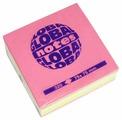 Global Notes блок-кубик с липким слоем 4 цвета 75х75 мм, 320 листов (365439)