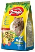 Корм для декоративных крыс Happy Jungle 5 in 1 Daily Menu Основной рацион