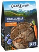 Сила Алтая Смесь льняная для приготовления хлеба, 0.2 кг
